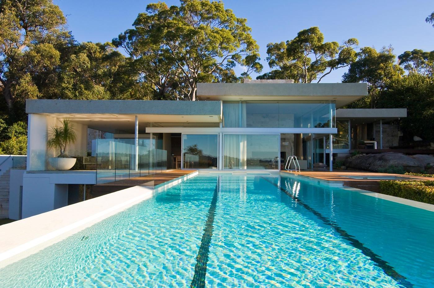 Luxe huizen