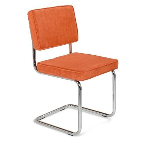 Rib_stoel_oranje